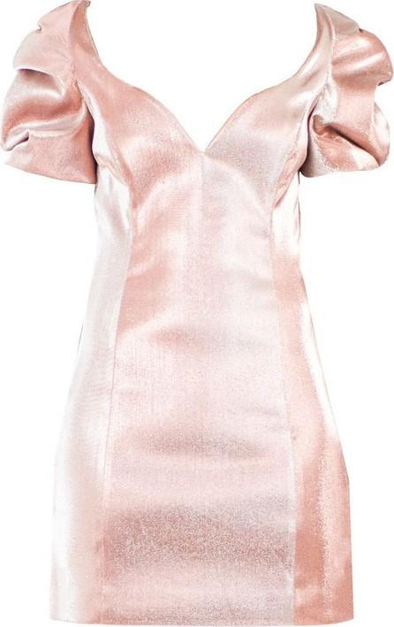 Area BALLOON SLEEVE DRESS