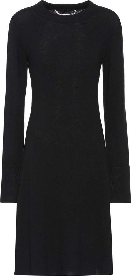 81hours Hester wool and cashmere dress