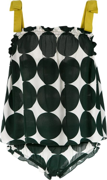 Adriana Degreas printed silk pyjama set