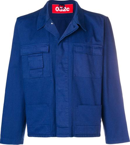 032c Cargo pocket military jacket