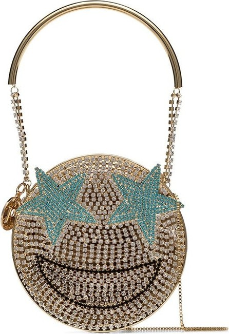Rosantica Smile crystal bracelet bag