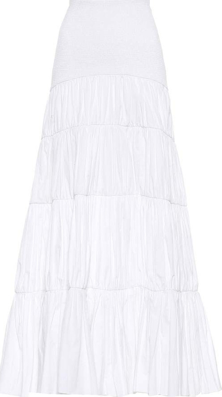 Johanna Ortiz Exclusive to mytheresa.com – Principe cotton poplin skirt