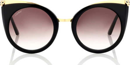 Cartier Panthère de Cartier cat-eye sunglasses