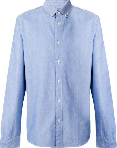 Calvin Klein Jeans Long-sleeve fitted shirt