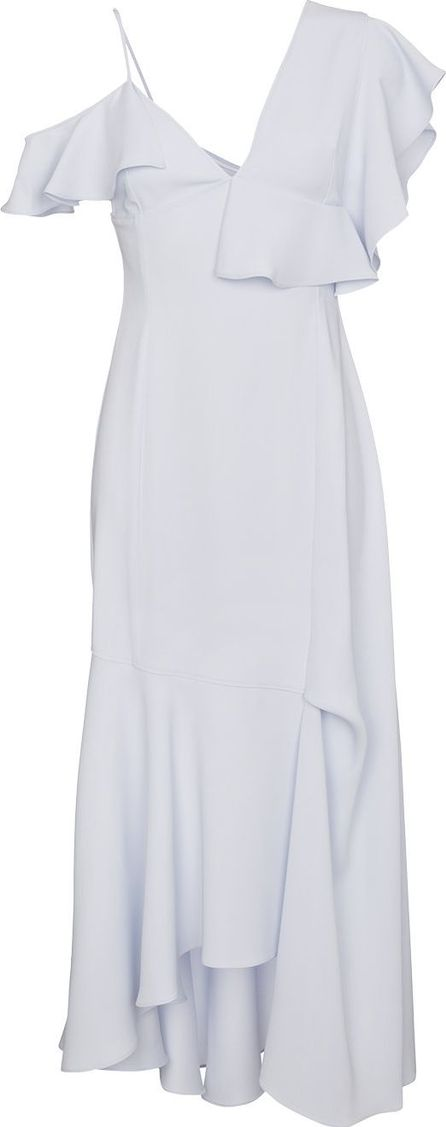 ADEAM Asymmetric midi dress