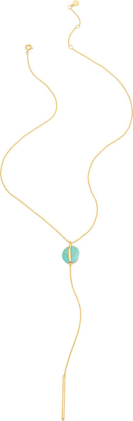 Gorjana Brinn Lariat Necklace