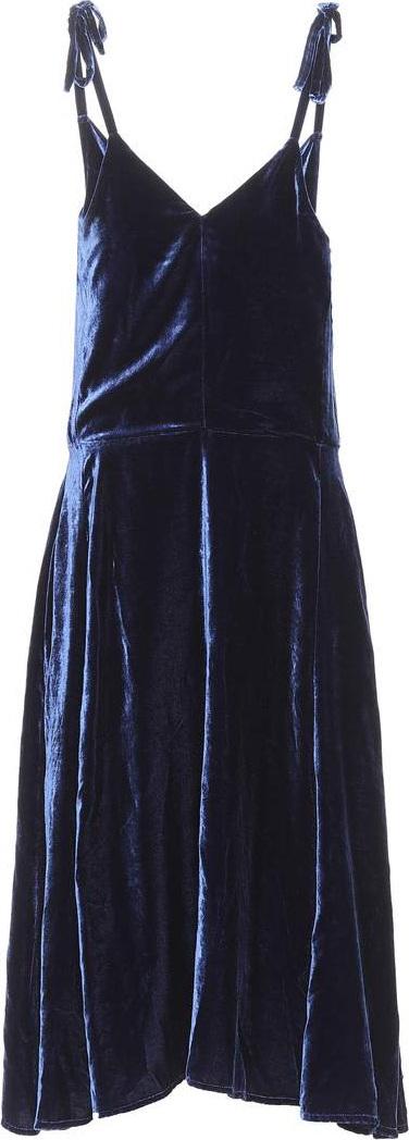 Golden Goose Deluxe Brand Tosca velvet dress