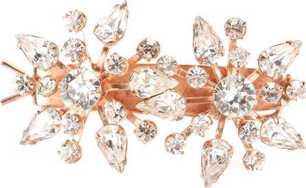 Jennifer Behr Nivia crystal-embellished barrette