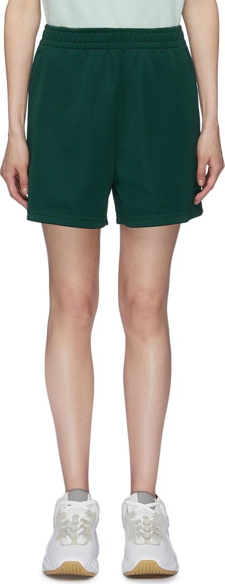 Acne Studios Face patch sweat shorts
