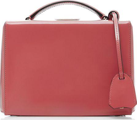 Mark Cross Small Grace Leather Box Bag