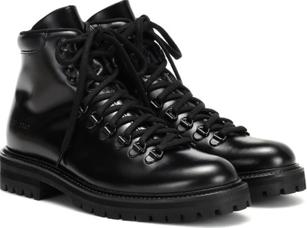 Common Projects Leather Hiking boots