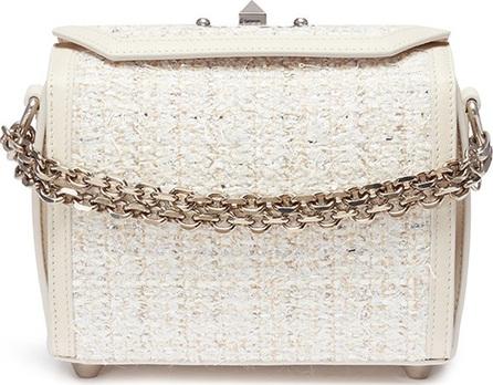 Alexander McQueen 'Box Bag 19' in tweed