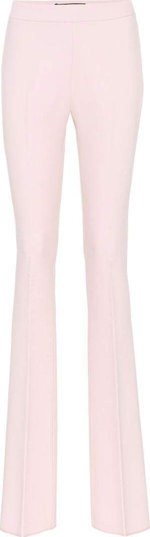 Giambattista Valli Crêpe flared trousers