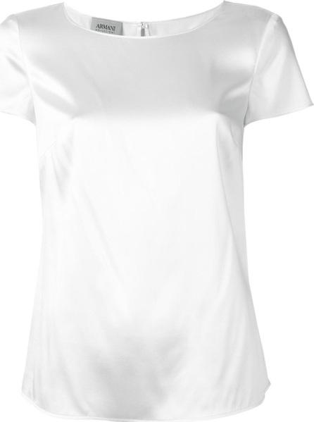 Armani Collezioni shortsleeved blouse