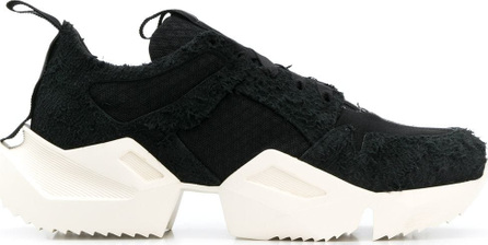 Ben Taverniti Unravel Project Suede sneakers