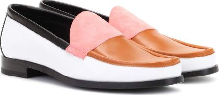 Hardy leather loafers