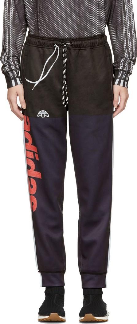Adidas Originals by Alexander Wang Navy & Black Photocopy Lounge Pants