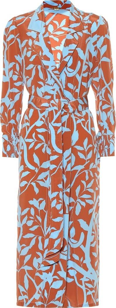 Johanna Ortiz Turn On Your Mind floral silk jacket
