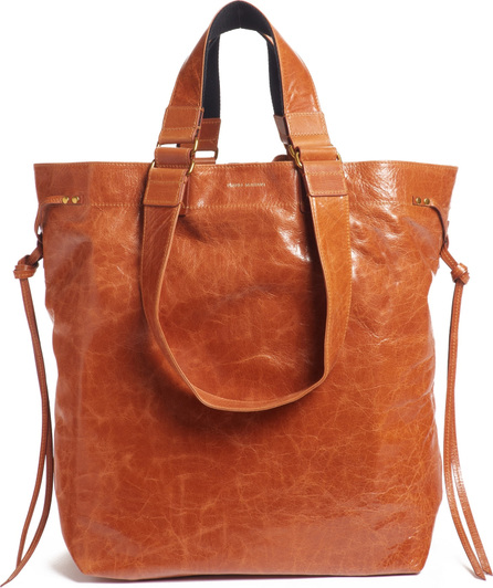 Isabel Marant Doogan Leather Shopper Bag