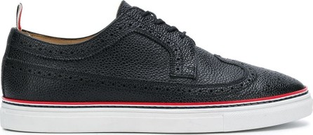 Thom Browne Contrast Cupsole Longwing Brogue