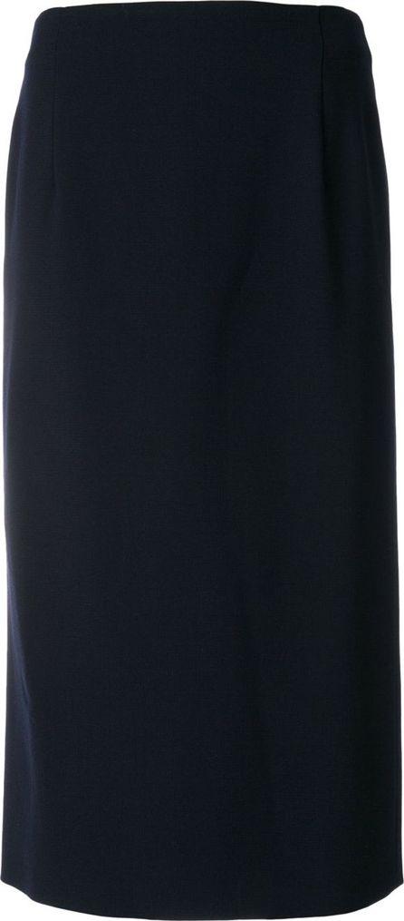 Alberta Ferretti high rise pencil skirt