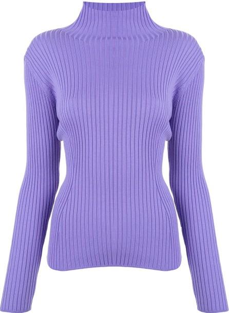 Des Prés Ribbed knit jumper