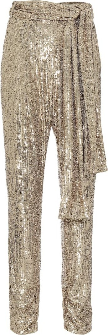 Dundas Sequined pants