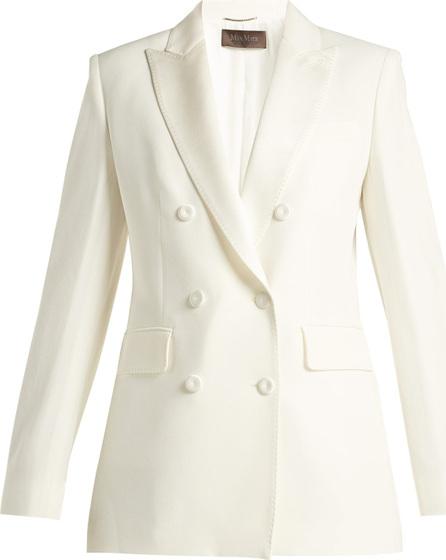 Max Mara Alato crepe blazer