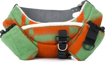 Chopova Lowena Geometric-pattern shoulder bag