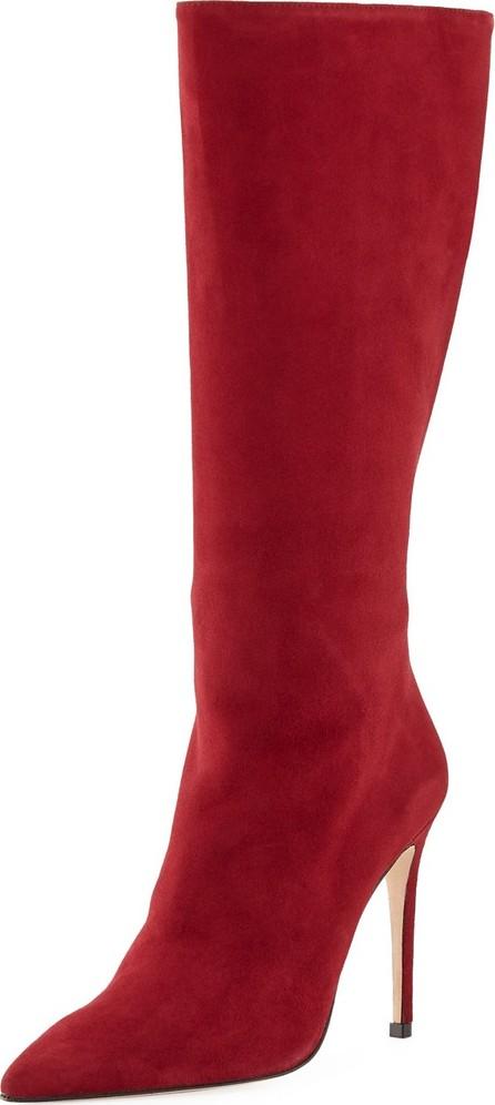 Alexandre Birman Porto Tall Suede Boots