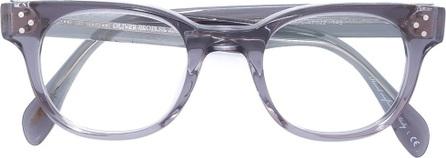 Oliver Peoples square frame glasses