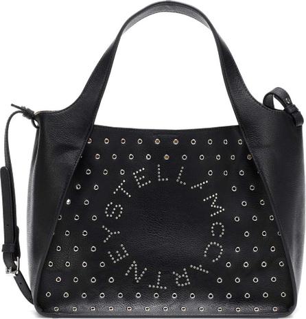 Stella McCartney Stella Logo studded crossbody bag