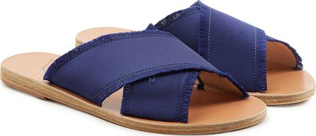 Ancient Greek Sandals Thais Satin Sandals
