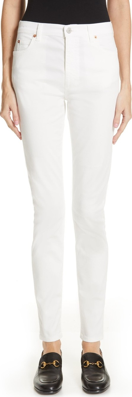 Gucci High Waist Skinny Jeans