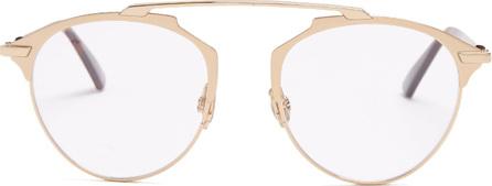 Dior DiorSoReal aviator-frame glasses