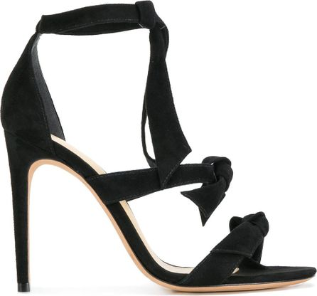 Alexandre Birman bow detail heeled sandals