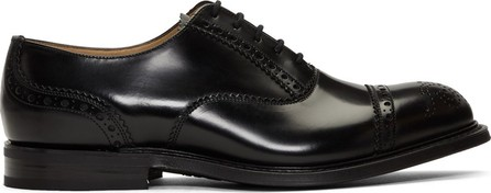 Church'S Black Waltham Brogues