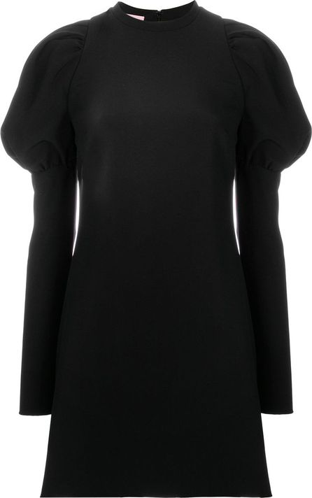 GIAMBA puff sleeve dress