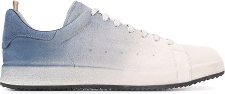 Officine Creative Low-top colour dégradé trainers