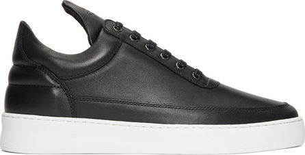 Filling Pieces Black Lane Sneakers