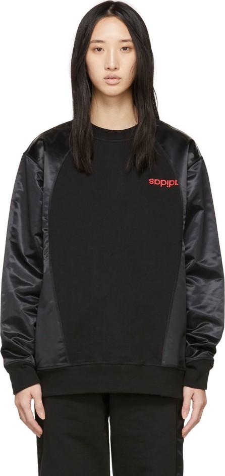 Adidas Originals by Alexander Wang Black AW Sweatshirt