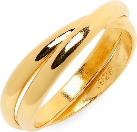 Sophie Buhai Double Circle Ring