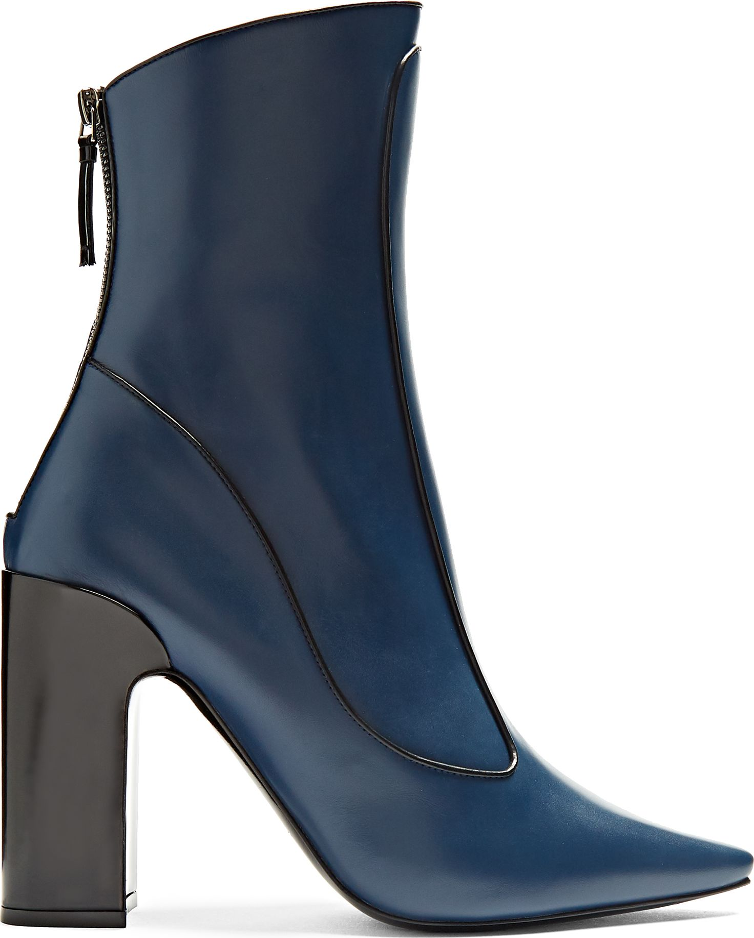 616d8220d8cac Fabrizio Viti Winter Timeless leather ankle boots - Mkt