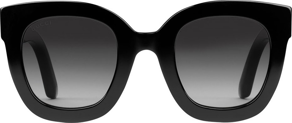 06c6785d161 Gucci Round-Frame Acetate Sunglasses with Stars - Mkt