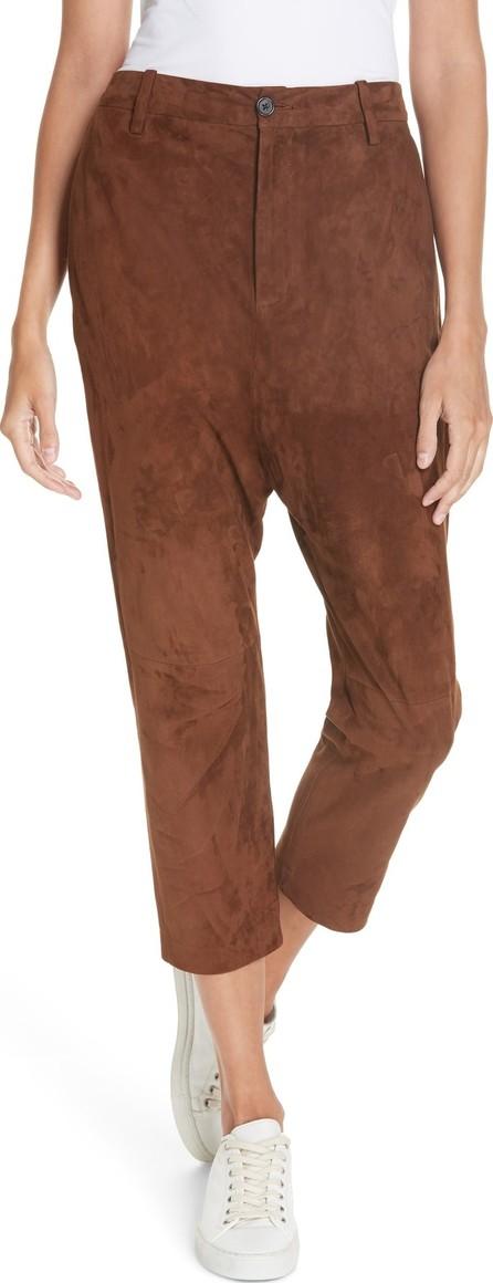 Nili Lotan Paris Leather Pants
