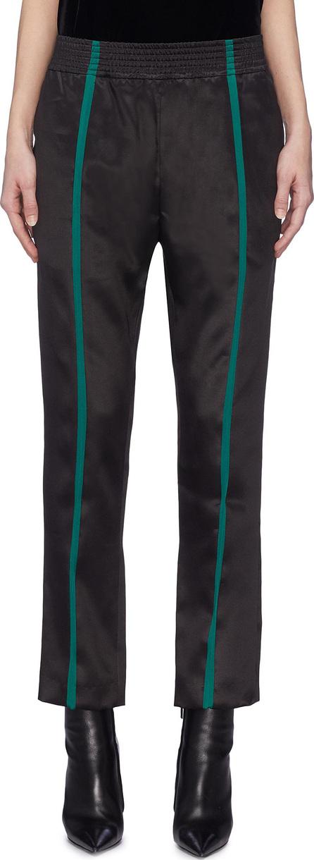 Haider Ackermann Stripe sateen pants