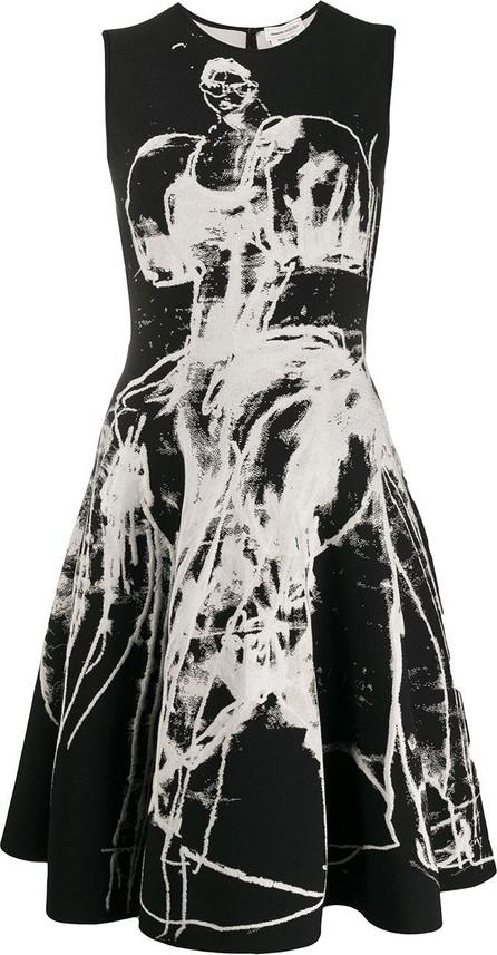 Alexander McQueen Dancing Girls knitted dress
