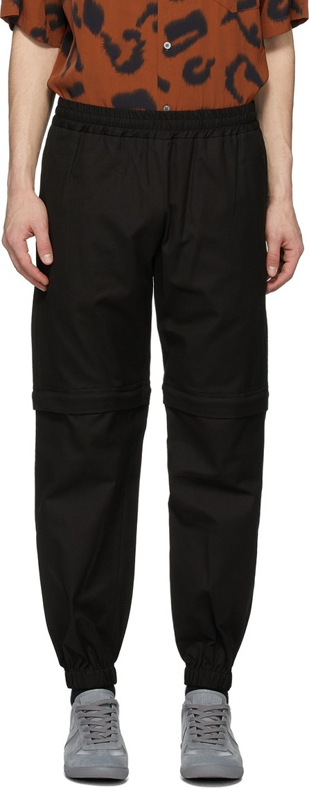 Stella McCartney Black Convertible Patrick Trousers
