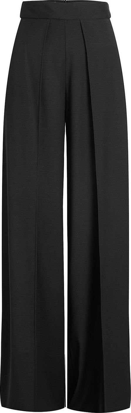 Nobi Talai Virgin Wool Wide-Leg Pants