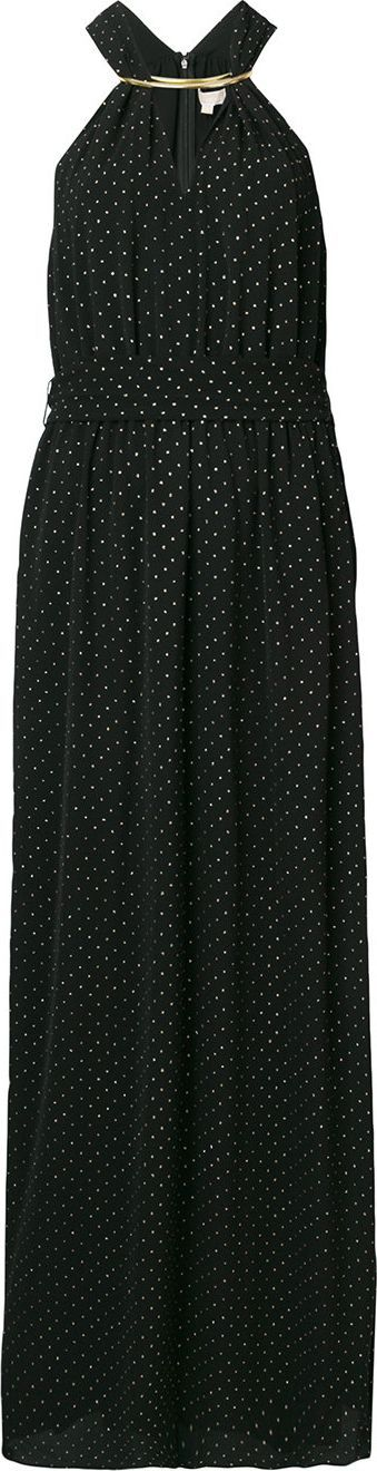 MICHAEL MICHAEL KORS dotted gown